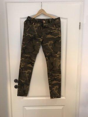 Camouflage Hose (skinny)