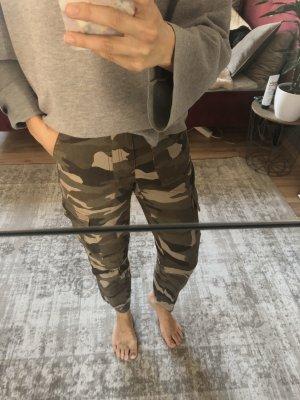 Camouflage Hose, von Asos ungetragen