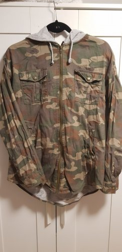 H&M Divided Military Jacket multicolored