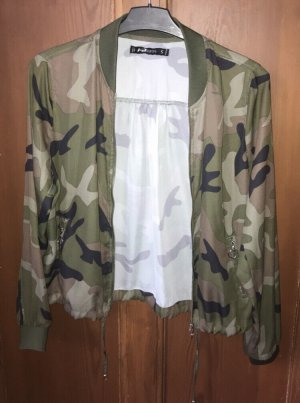 FB Sister Military Jacket multicolored polyester