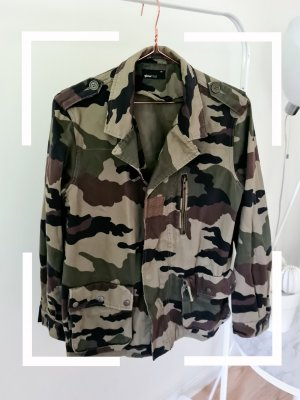 Gina Tricot Military Jacket multicolored