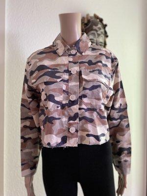Camouflage Jacke/Hemd