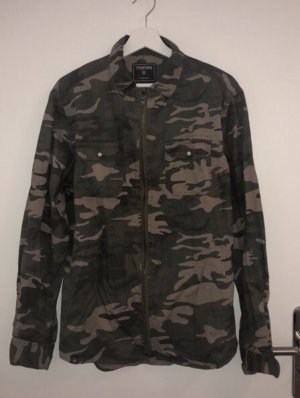 Camouflage Jacke Herbst