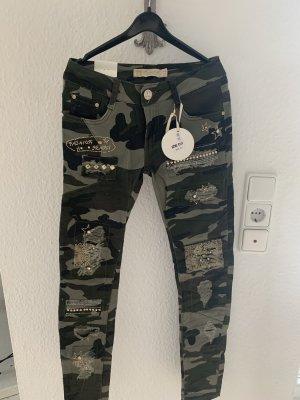 OR Original Denim Jeans stretch multicolore