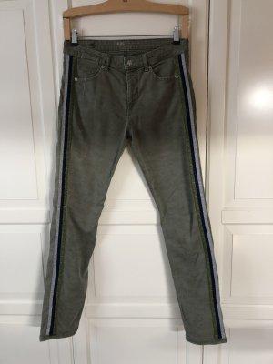 Mac Boyfriend Jeans multicolored cotton