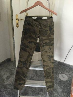 Camouflage Jeans von rich&royal