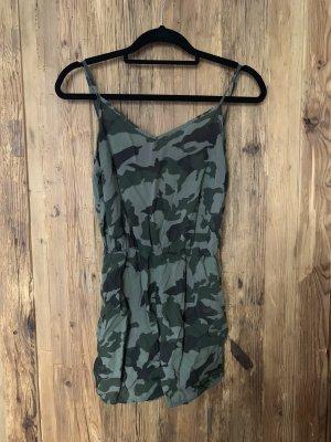 Camouflage Jumsuit