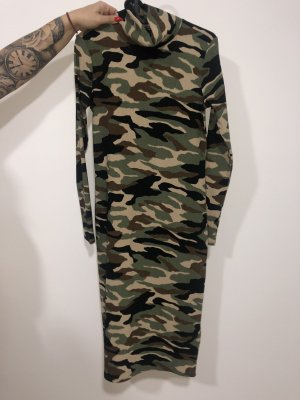 Camouflage Kleid