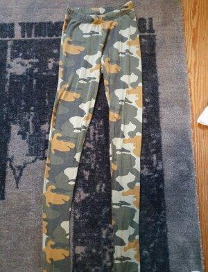 Camouflage Leggins