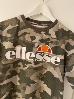 Camouflage Logo-T-Shirt