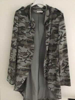Camouflage Longblazer