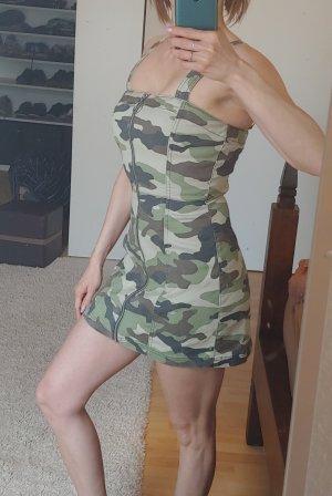 Camouflage, Military Kleid Gr.36