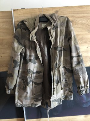 Camouflage Parka C&A