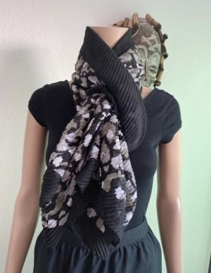 accessories Chal veraniego negro-caqui