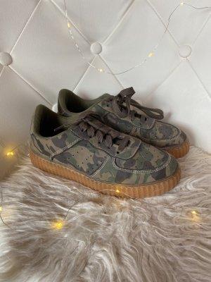 Heel Sneakers multicolored