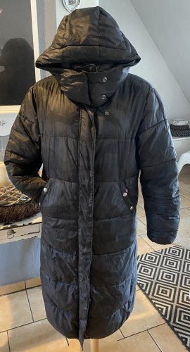 Camouflage Wintermantel