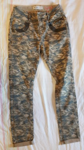 Camouflagejeans Gr. 26