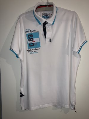 Camp David Poloshirt Gr.L - Limited Edition