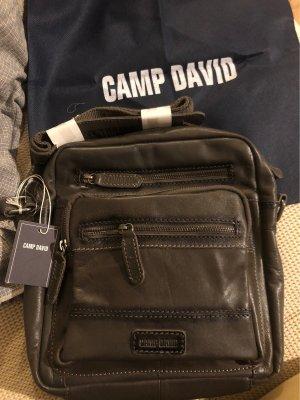 Camp David Borsetta grigio scuro