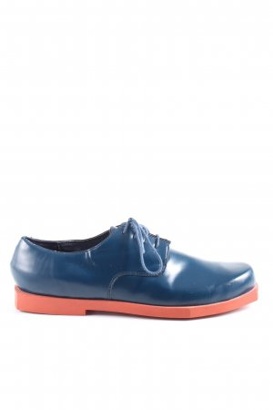 Camper Derby blauw-rood casual uitstraling