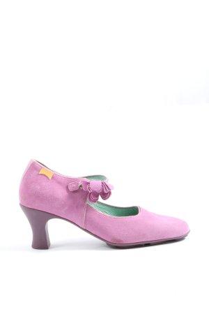Camper High Heels pink Casual-Look