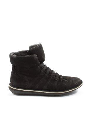 Camper High Top Sneaker schwarz Casual-Look