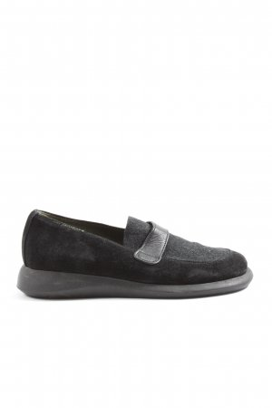 Camper Slip-on Shoes black casual look