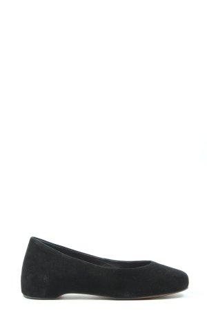 Camper Classic Ballet Flats black casual look
