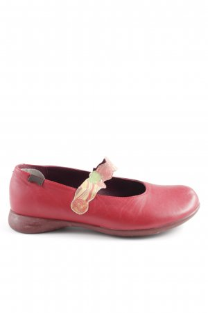 Camper Comfort Sandals red casual look