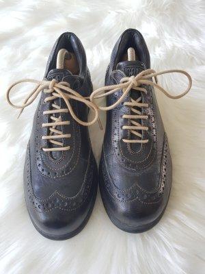 Camper Lace Shoes black