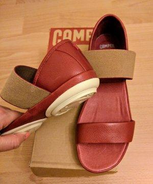 Camper Sandalette Sandalen Leder Neu