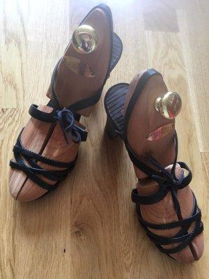 Camper High-Heeled Sandals black