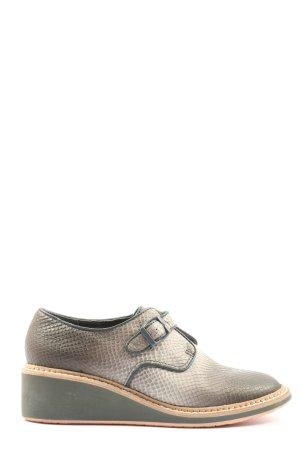 Camper Slip-on Shoes brown-black casual look