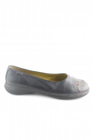 Camper Slip-on Shoes themed print casual look