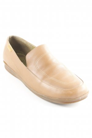 Camper Slip-on Shoes camel classic style