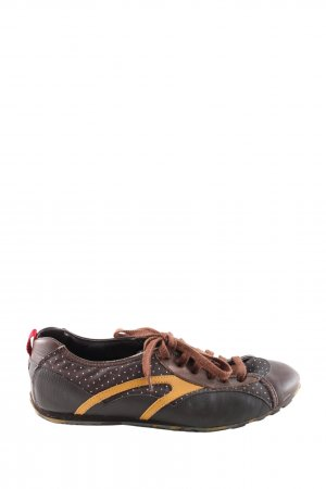 Camper Lace-Up Sneaker multicolored casual look