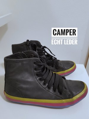 Camper Booties multicolored