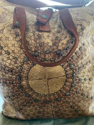 Campomaggi Handbag bronze-colored-brown