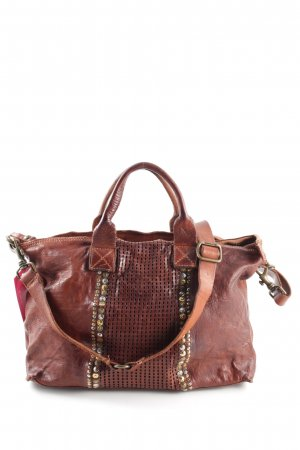 Campomaggi Carry Bag brown casual look