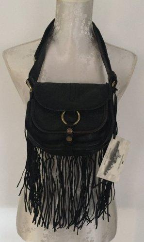 Campomaggi Shoulder Bag black leather
