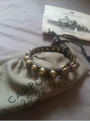 Campomaggi Leather Bracelet multicolored