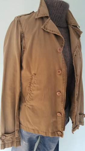 Campus Marco Polo Pea Jacket camel
