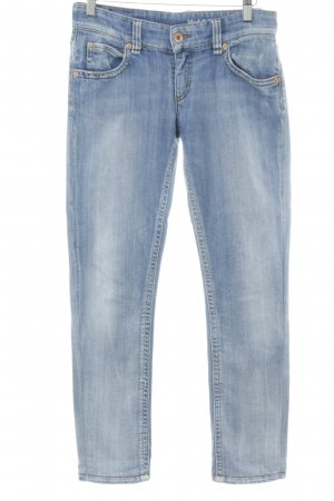 Campus by Marc O'Polo 3/4 Length Jeans azure casual look