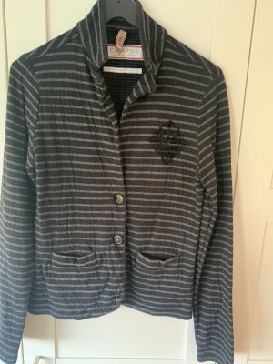 Campus by Marc O'Polo Shirt Jacket black-grey