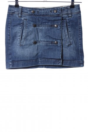 Campus by Marc O'Polo Jeansrock blau Casual-Look