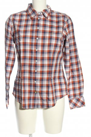Campus by Marc O'Polo Karobluse Allover-Druck Casual-Look