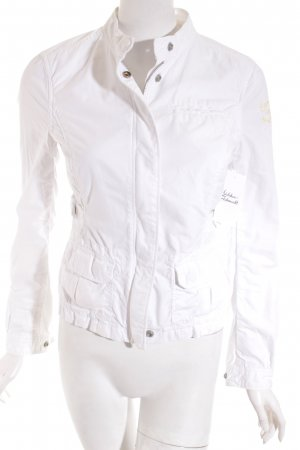 Campus by Marc O'Polo Short Jacket white biker look