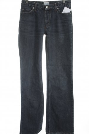 Campus by Marc O'Polo Marlenejeans dunkelblau Casual-Look