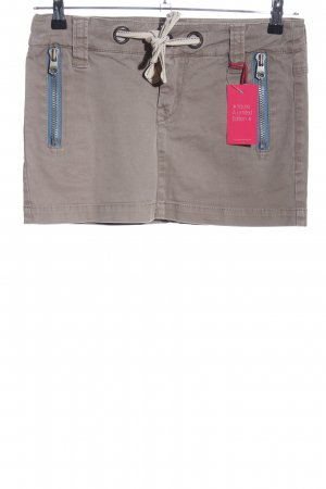 Campus by Marc O'Polo Minirock braun Casual-Look