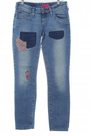 Campus by Marc O'Polo Slim Jeans blau Casual-Look